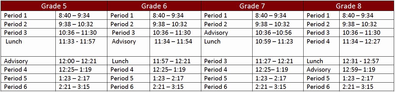 Sample High School Class Schedule Lovely High School Block Scheduling Examples Homeschool High