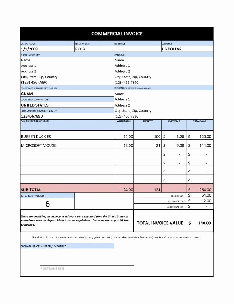 Sample Invoices for Small Business Beautiful Sample Invoice Template