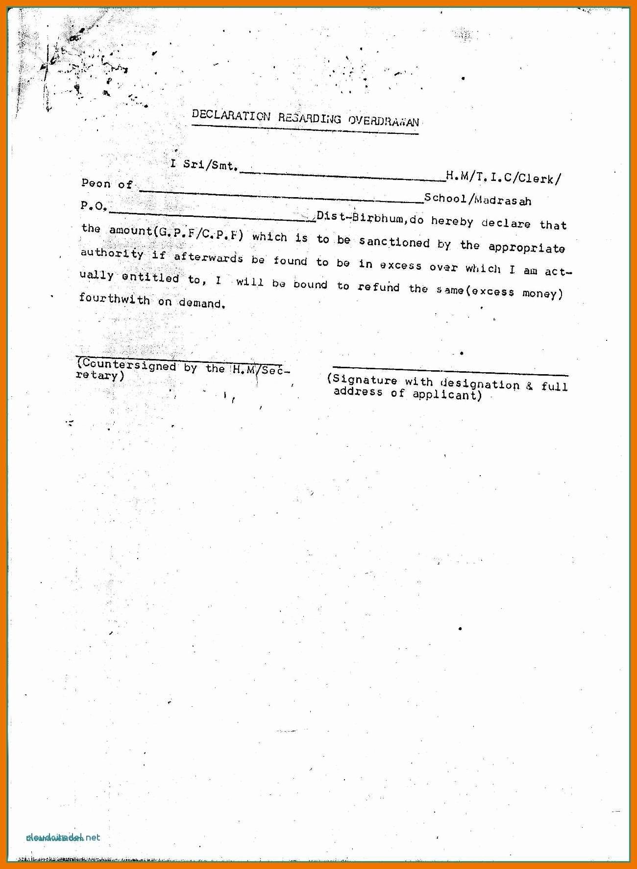 Sample Letter Of Reimbursement Money Elegant 9 10 Sample Reimbursement Letter