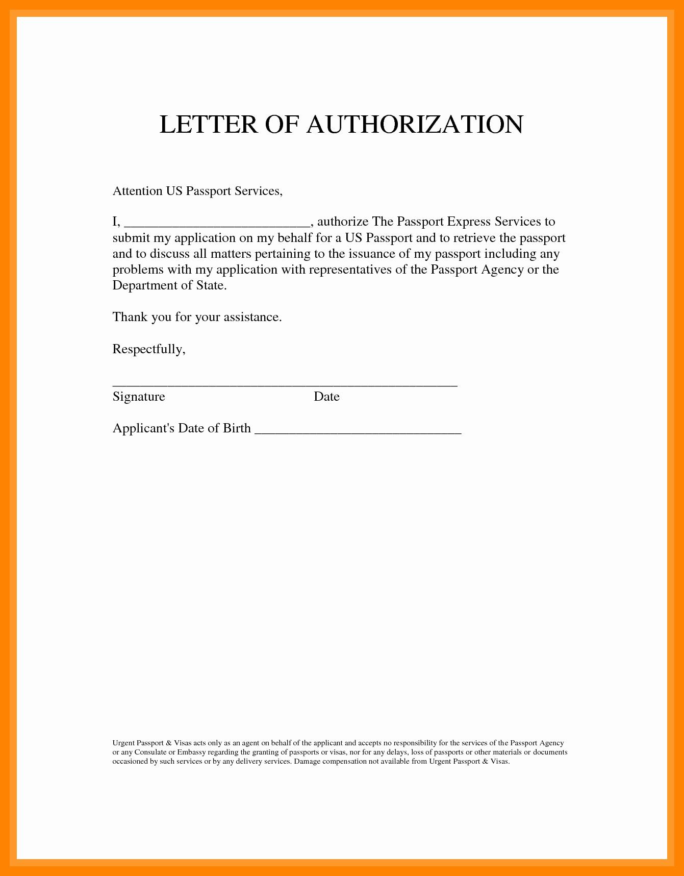 Sample Letter Of Reimbursement Money Inspirational 12 Authorization Letter Sample for Claiming Money