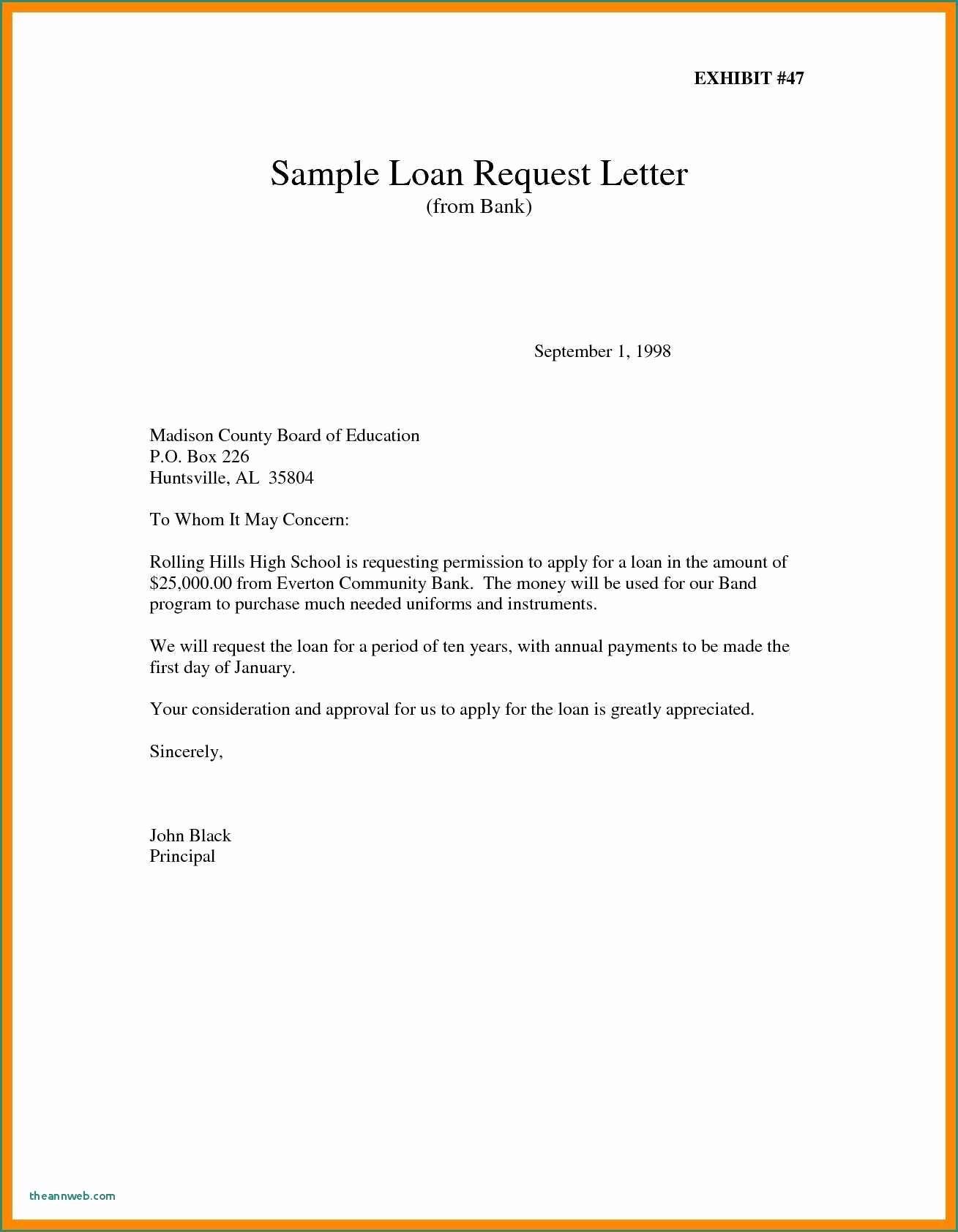 Sample Letter Of Reimbursement Money Lovely Letter format for Refund Money Free Cover Letter