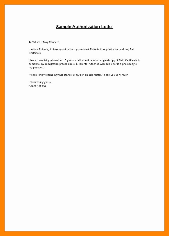 Sample Letter Of Reimbursement Money Luxury Example Authorization Letter to Claim Money Filename