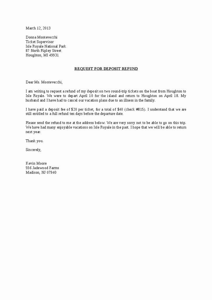 Sample Letter Of Reimbursement Money New 27 Of Template asking for Money