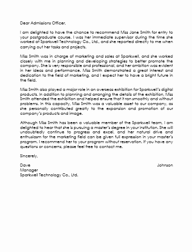 Sample Letters Of Recommendation Employee Unique Employee Reference Letter Template 5 Samples that Works