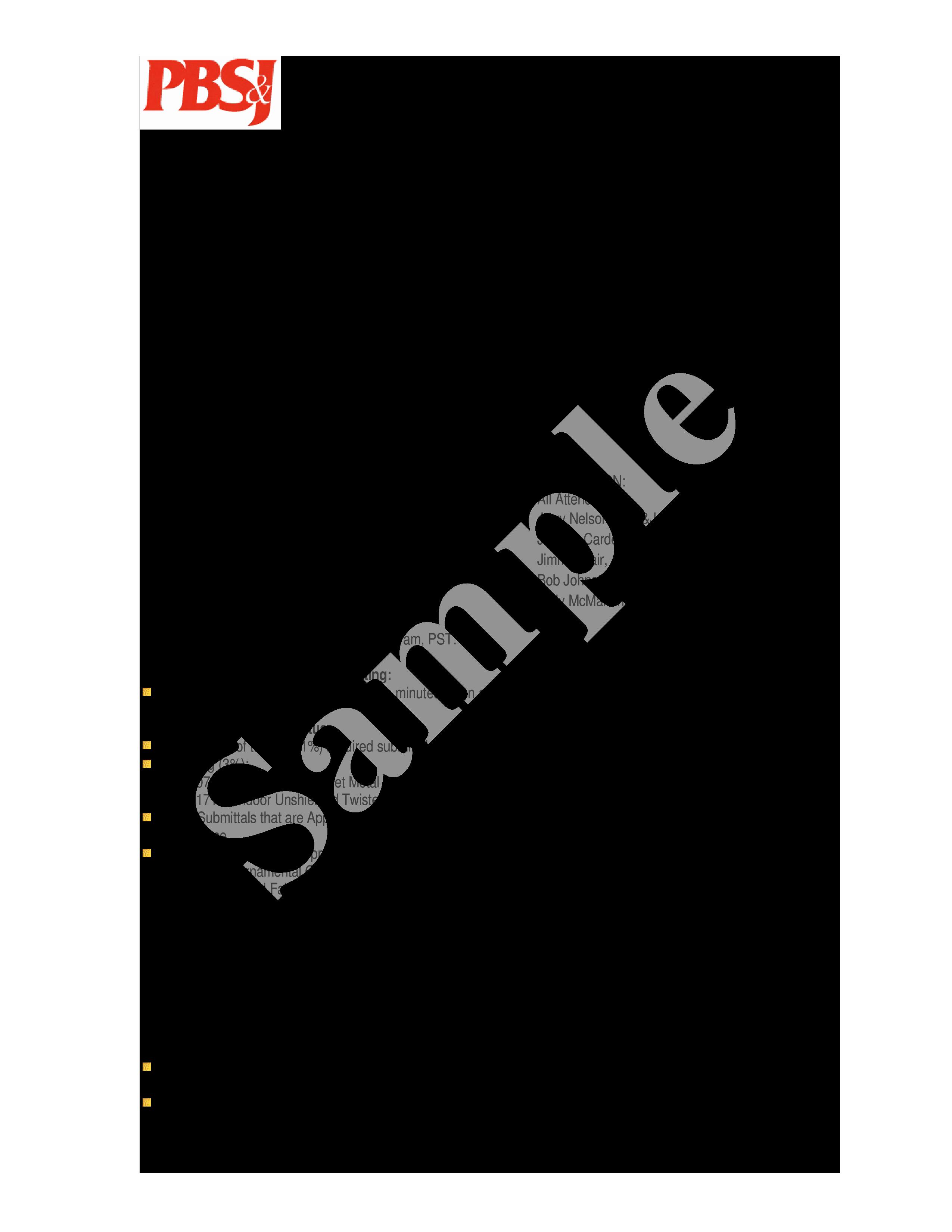 Sample Minutes Of Meeting Template Elegant Free Progress Meeting Minutes Sample