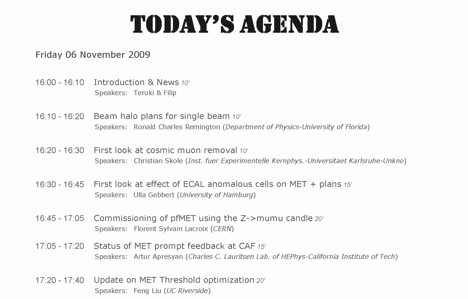 Sample Of A Meeting Agenda Unique Agenda Meeting format Mughals