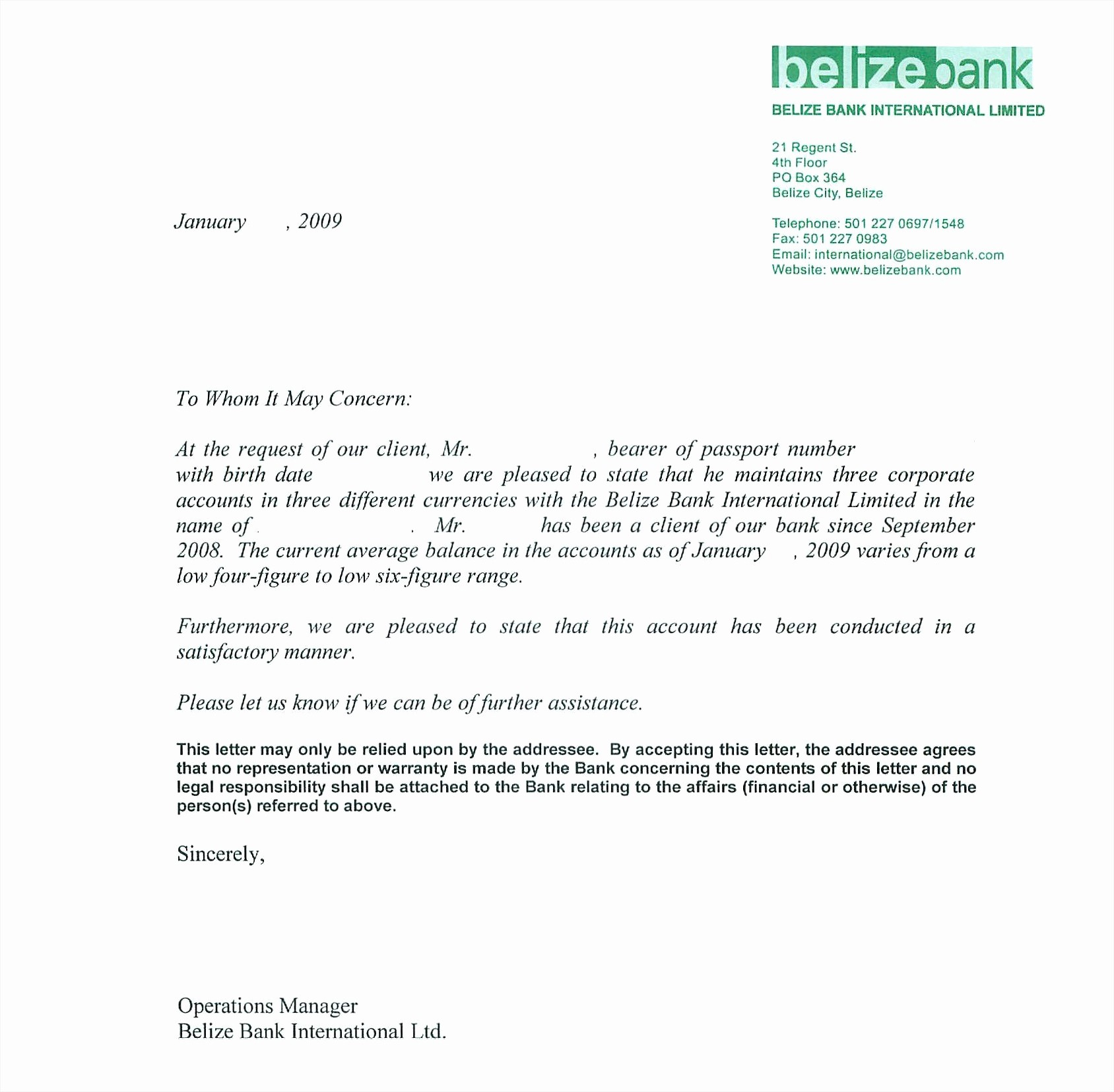 Sample Of A Reference Letter Best Of Bank Reference Letter Example Mughals