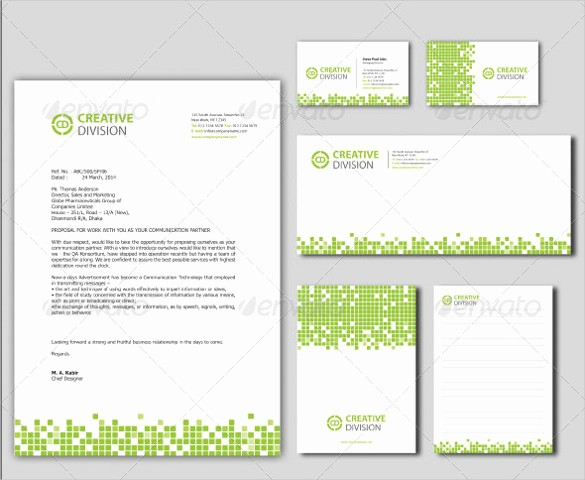 Sample Of Business Letterhead format Awesome 20 Personal Letterhead Templates – Free Sample Example