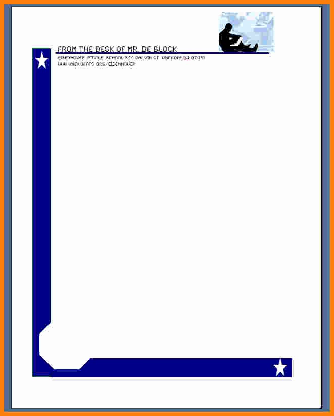 Sample Of Business Letterhead format Elegant 10 It Pany Letterhead Sample