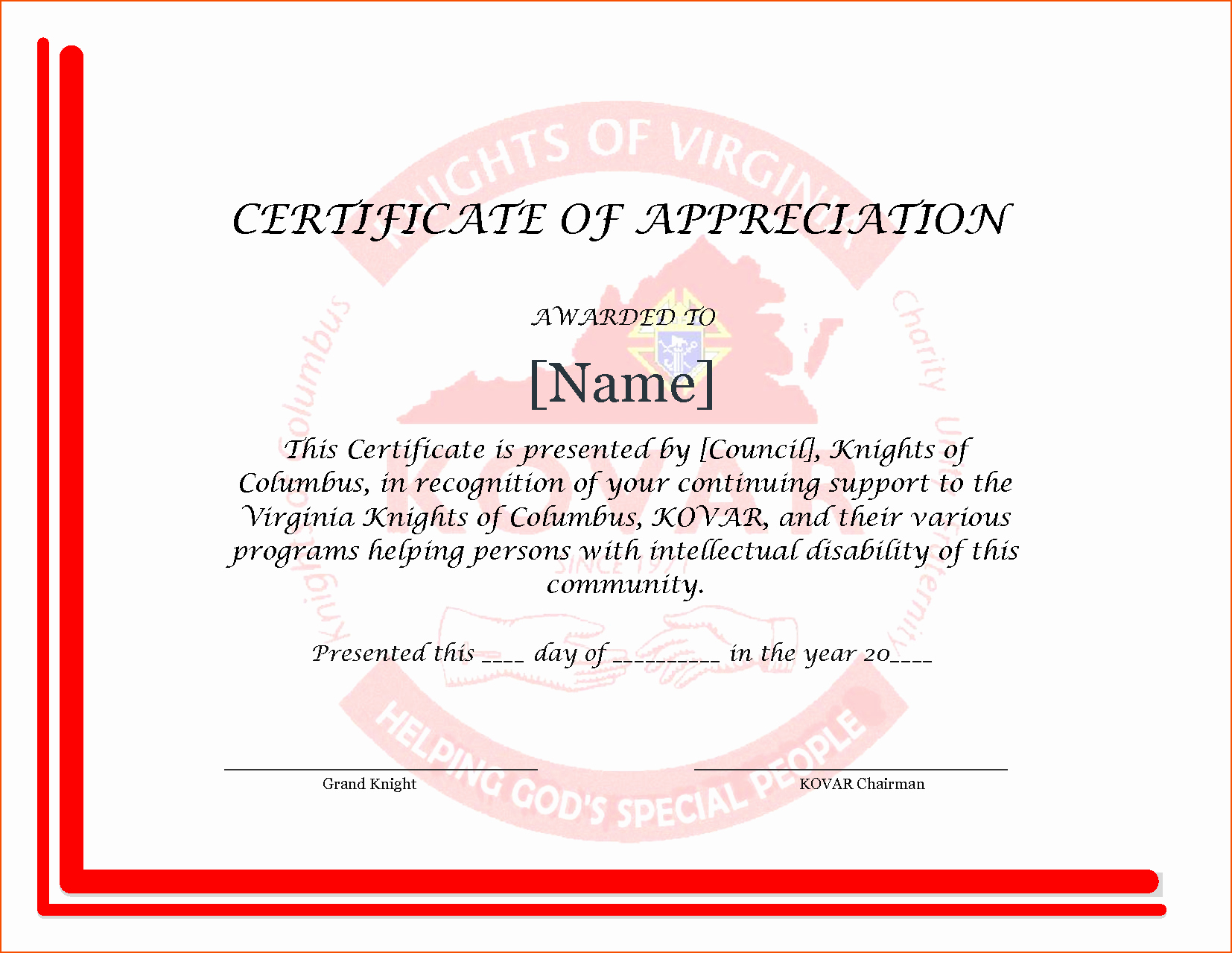 Sample Of Certificate Of Appreciation Awesome 8 Certificate Of Appreciation Samples Bookletemplate