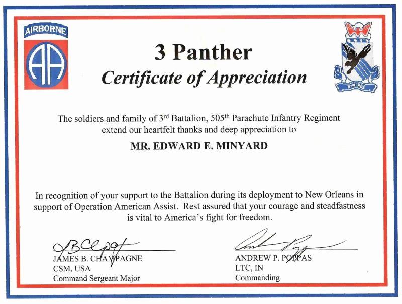 Sample Of Certificate Of Appreciation Inspirational 18 Sample Certificate Of Appreciation