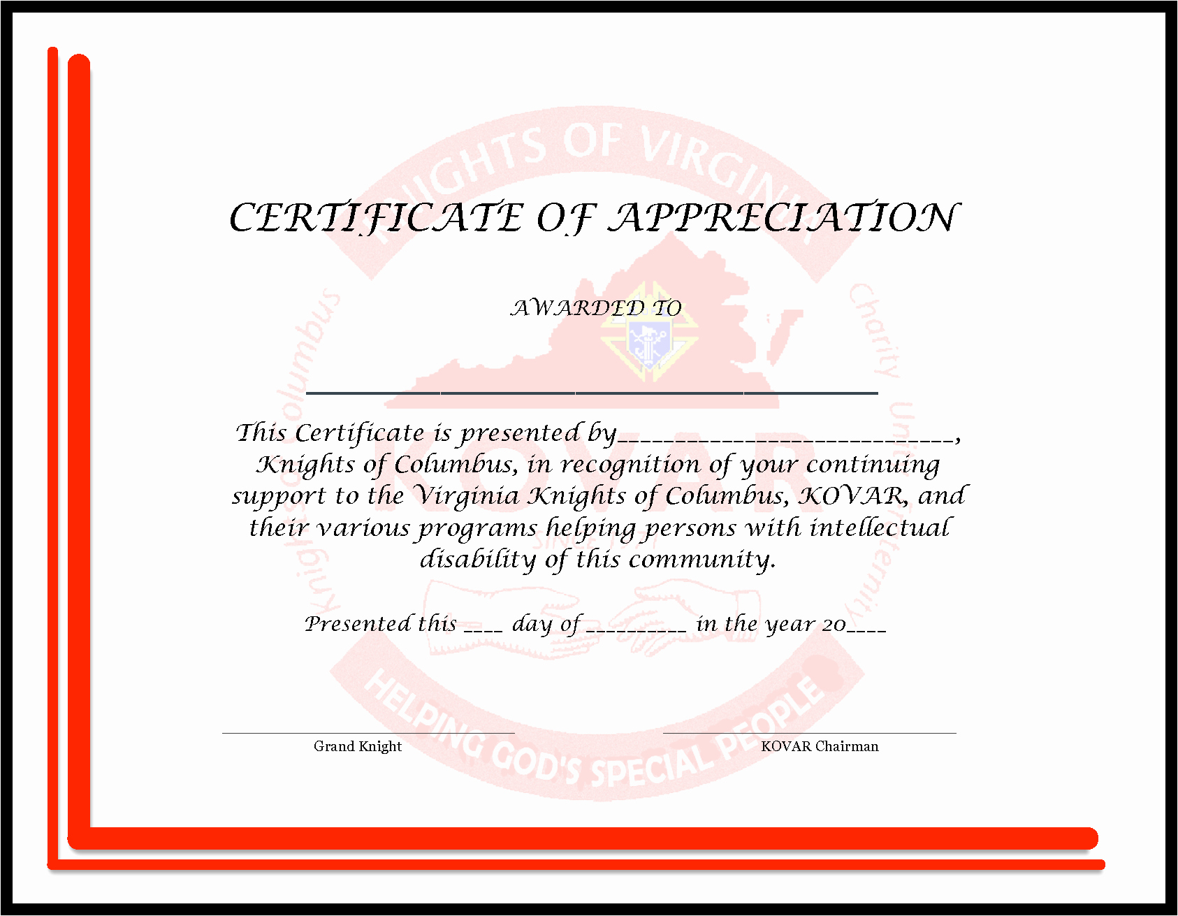 Sample Of Certificate Of Appreciation Luxury Award Templates Example Mughals