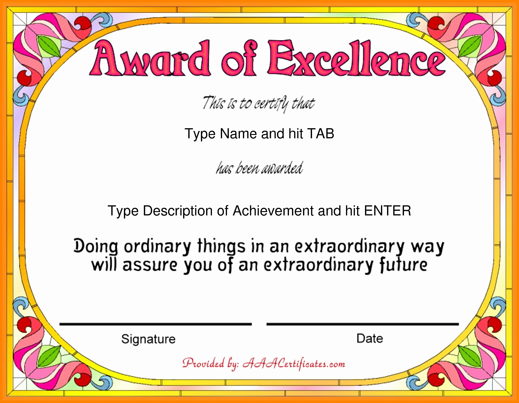 Sample Of Certificate Of Appreciation New Samples Certificate Appreciation Design Templates