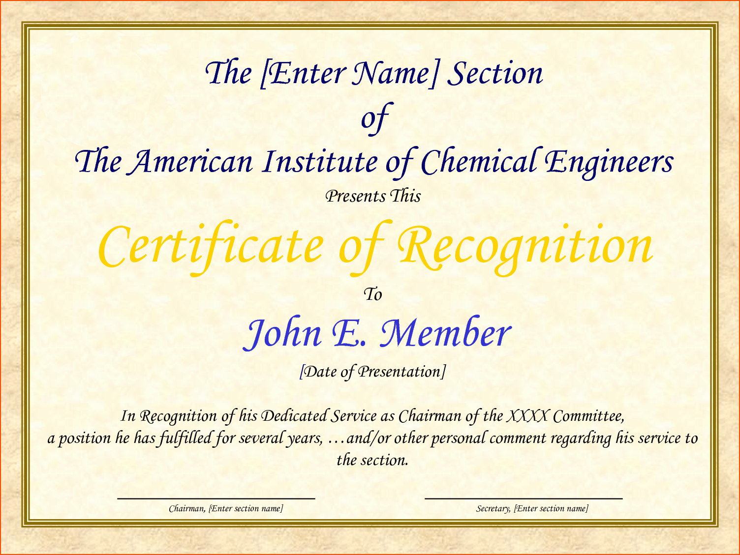 Sample Of Certificate Of Appreciation Unique 8 Certificate Of Appreciation Samples Bookletemplate