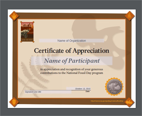 Sample Of Certificates Of Appreciation Best Of 24 Sample Certificate Of Appreciation Temaplates to