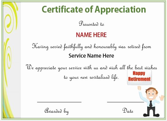 Sample Of Certification Of Appreciation Beautiful 20 Free Certificates Appreciation for Employees