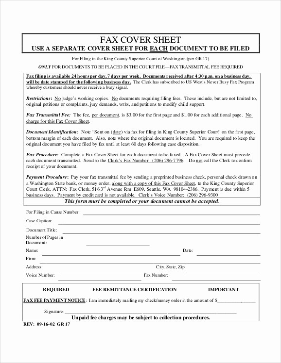 Sample Of Fax Cover Page Fresh Sample Fax Cover Sheet for Resume – 8 Free Examples