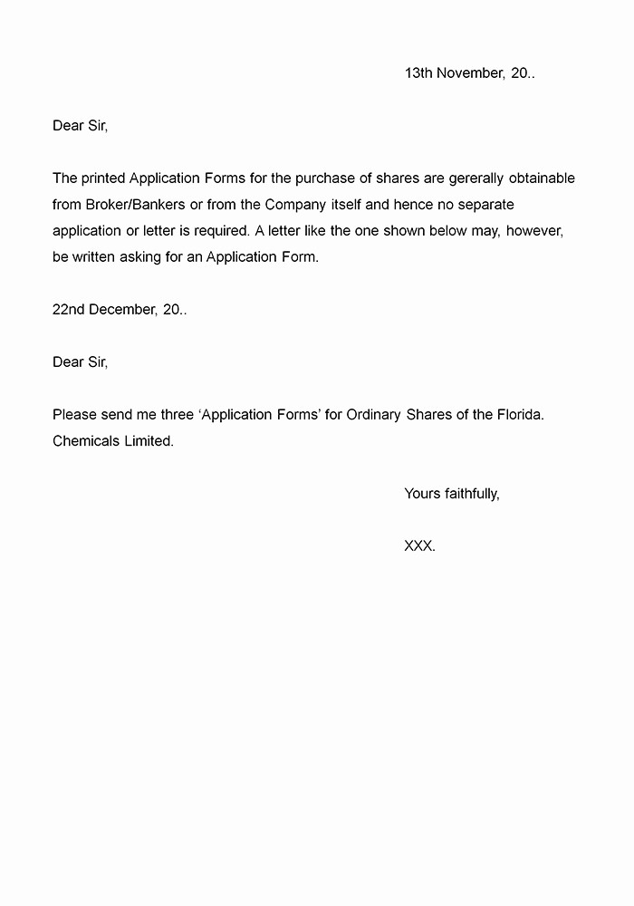 Sample Of formal Business Letter Luxury Business Letter Example to A Pany
