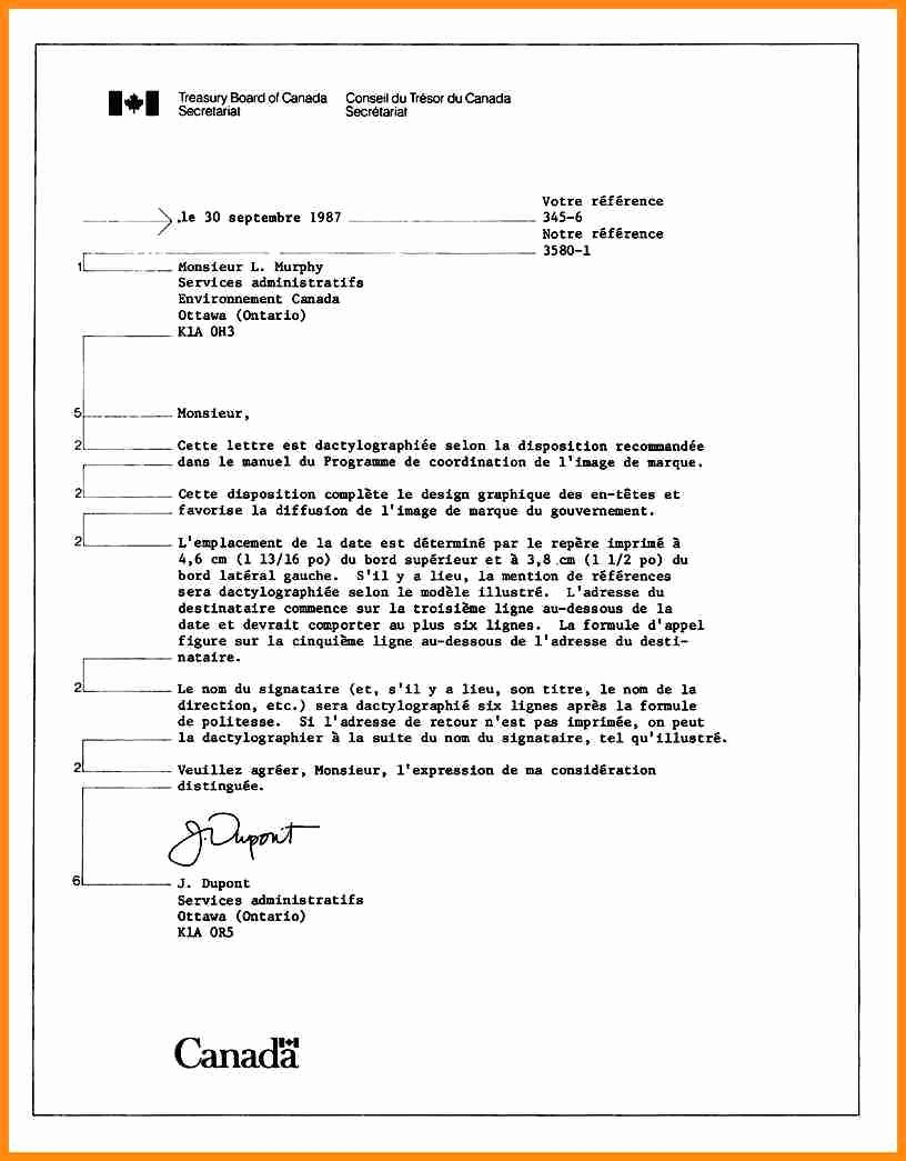 Sample Of formal Business Letter New Business Letter format