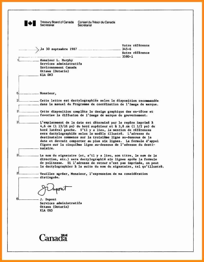 Sample Of formal Business Letter New Business Letter format