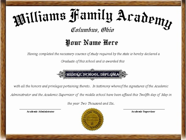 Sample Of High School Diploma Inspirational Home School Diplomas