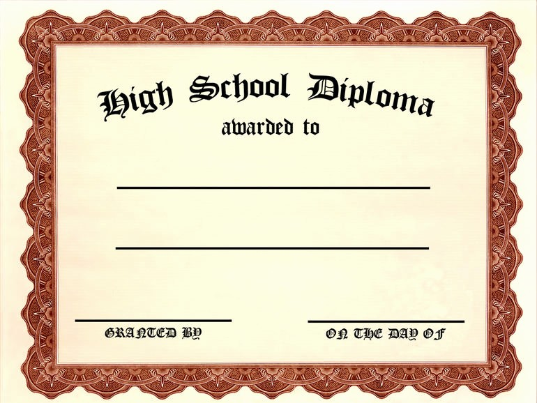 Sample Of High School Diploma Inspirational Pin Sample Diploma On Pinterest