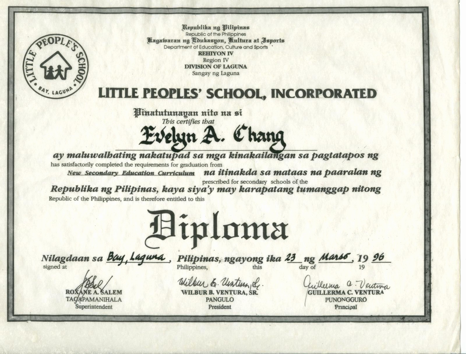 Sample Of High School Diploma Lovely Links [web Njit]