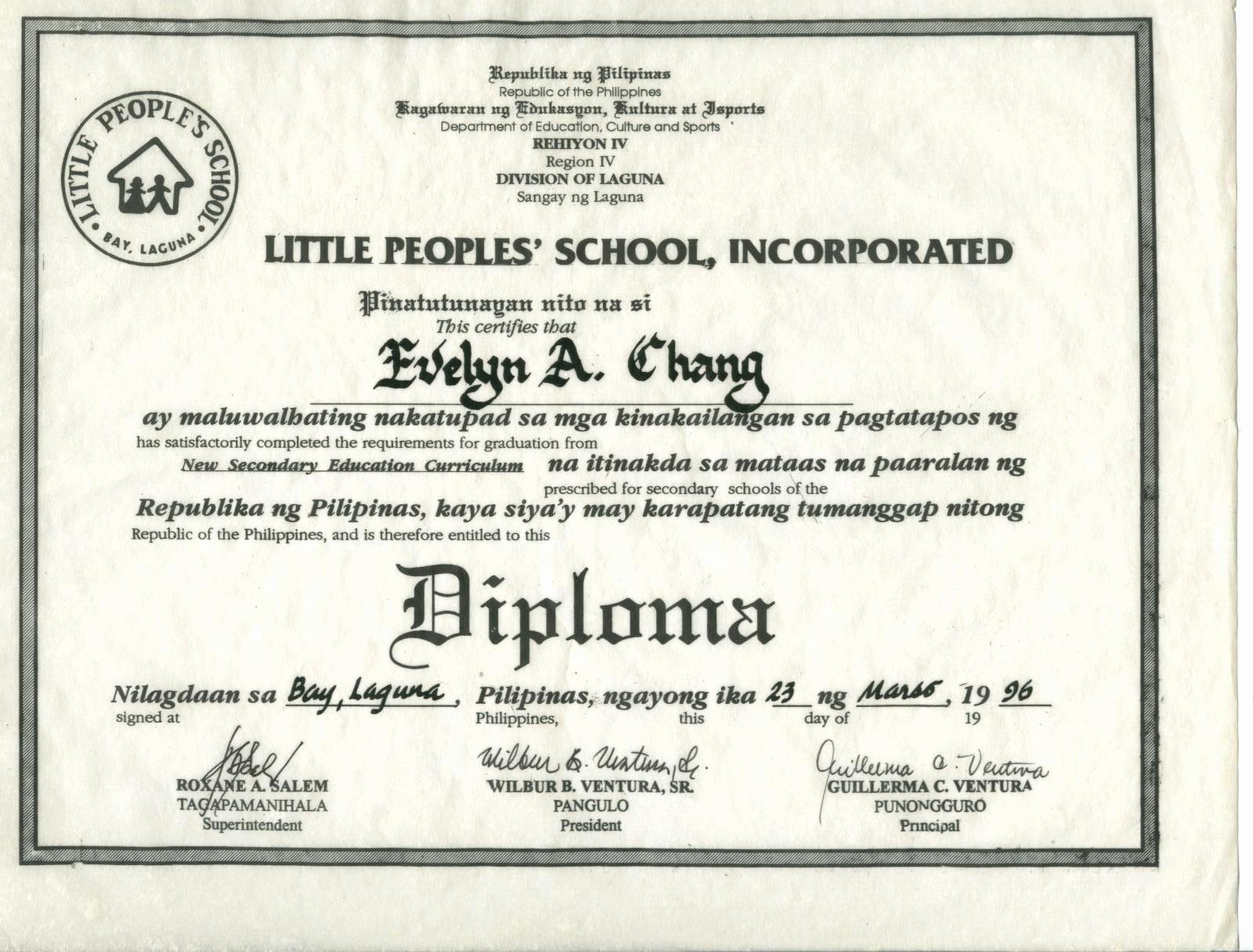 Sample Of High School Diploma Lovely Links [web Njit]