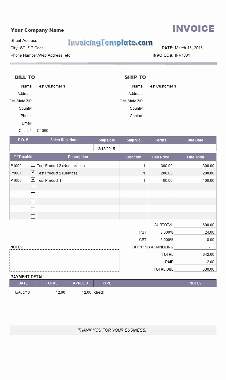 Sample Of Invoice for Payment Beautiful Payment Invoice Sample Invoice Template Ideas