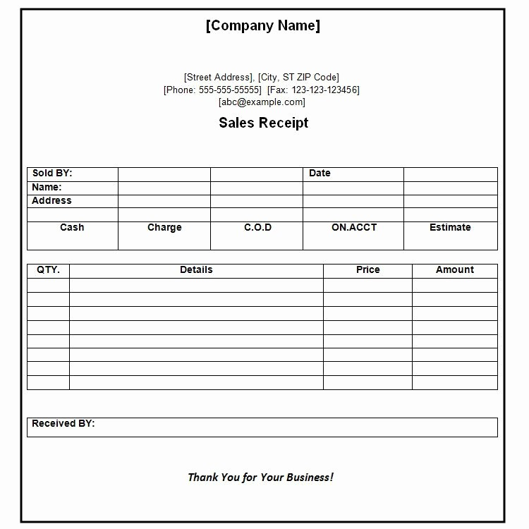Sample Of Invoice for Payment Best Of Receipt Of Payment Receipt format