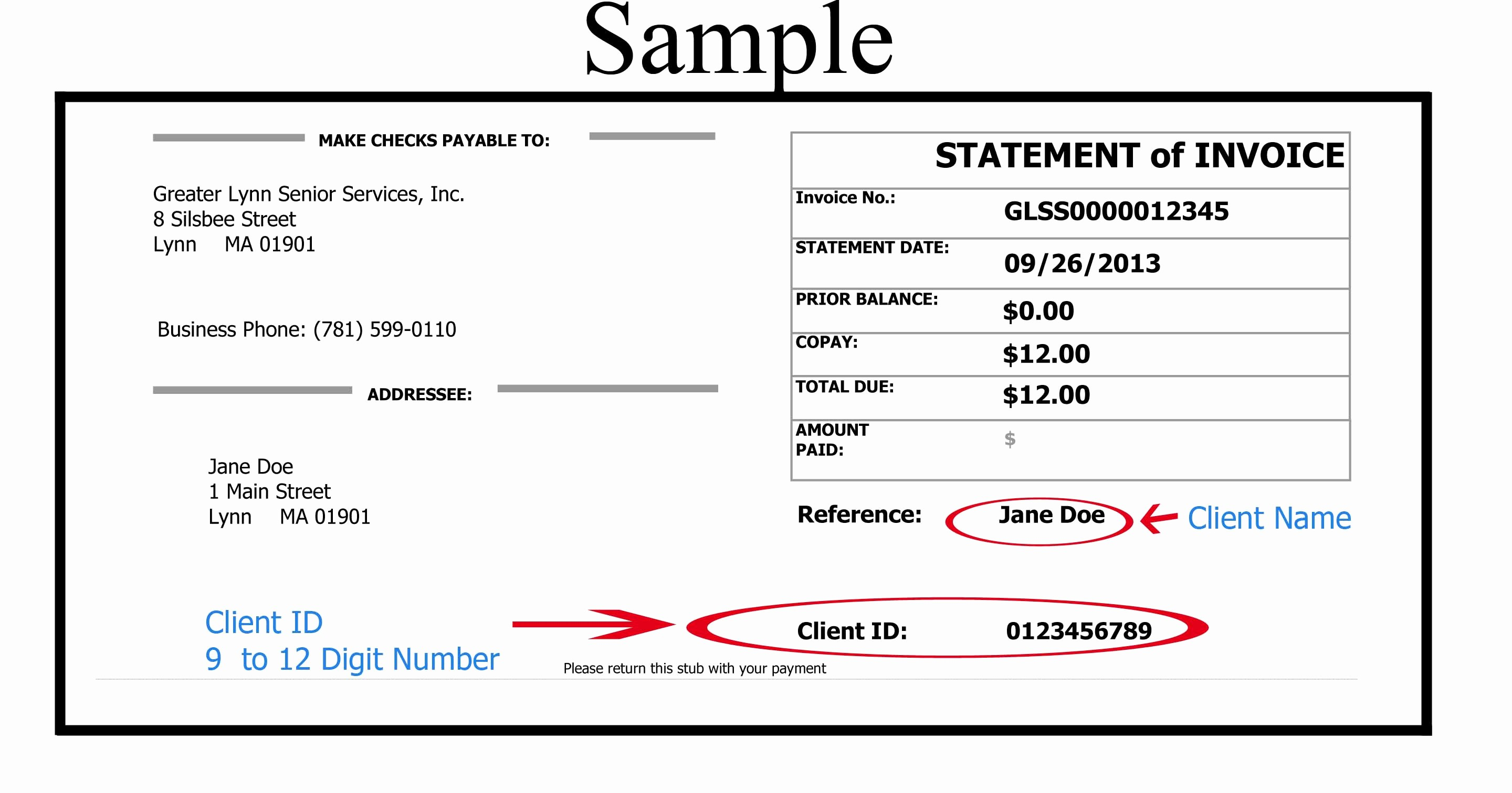 Sample Of Invoice for Payment Inspirational Payments
