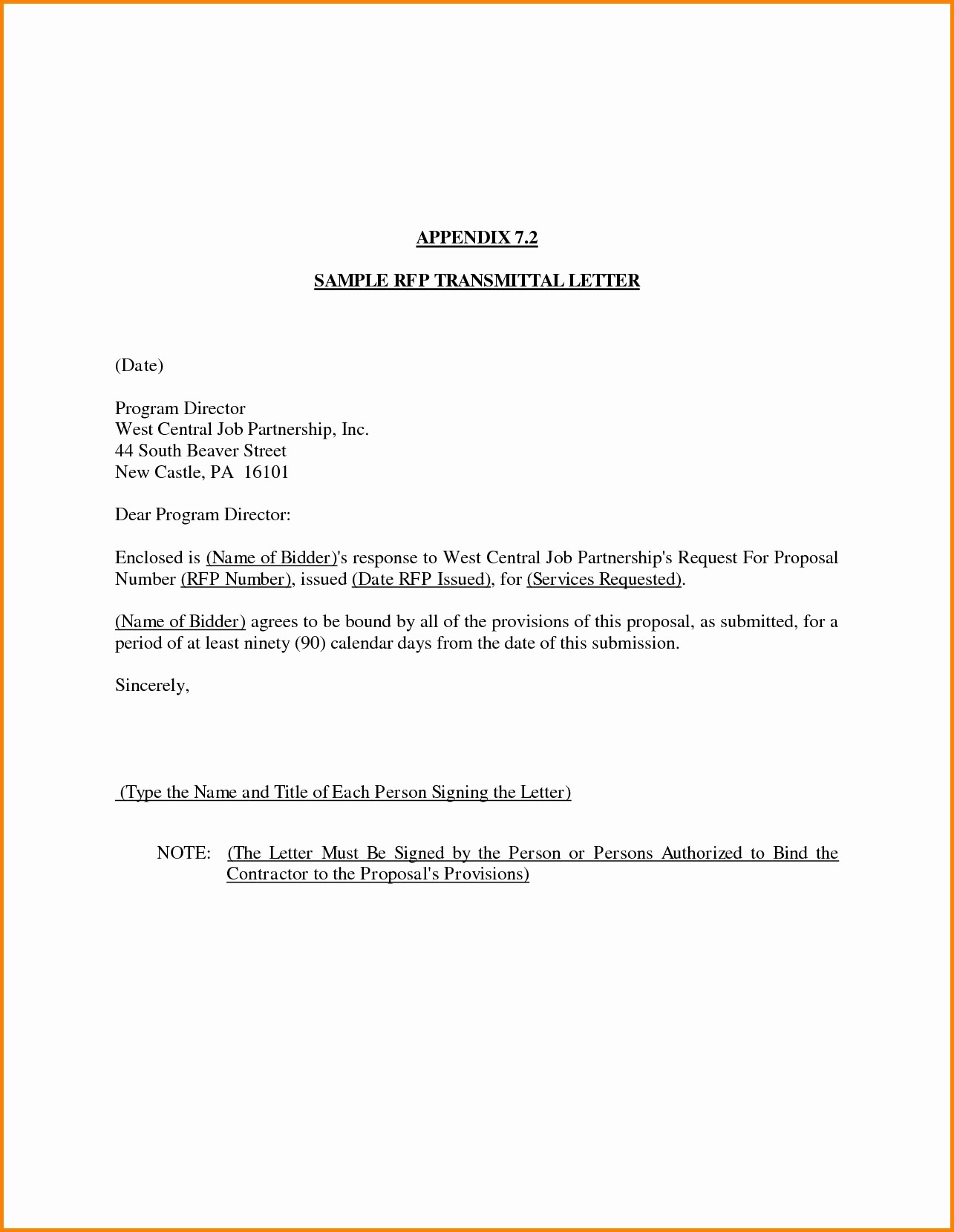 Sample Of Letter Of Transmittal Unique Letter Transmittal Template Doc Examples