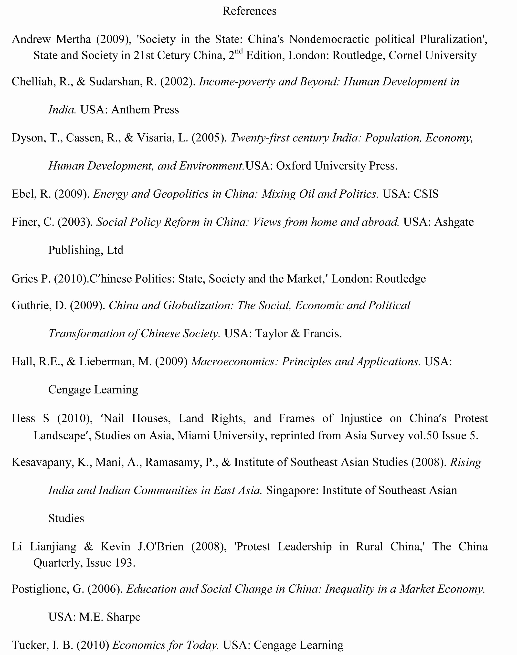 Sample Of List Of References Elegant Sample Reference List for Research Paper Bamboodownunder