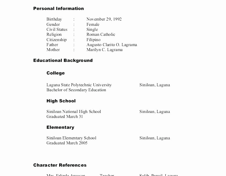 Sample Of References for Resume Best Of Do You Put References Available Upon Request A Resume