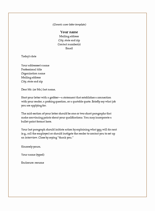 Sample Of Simple Cover Letter Best Of Sample Cover Letter for Sarahepps