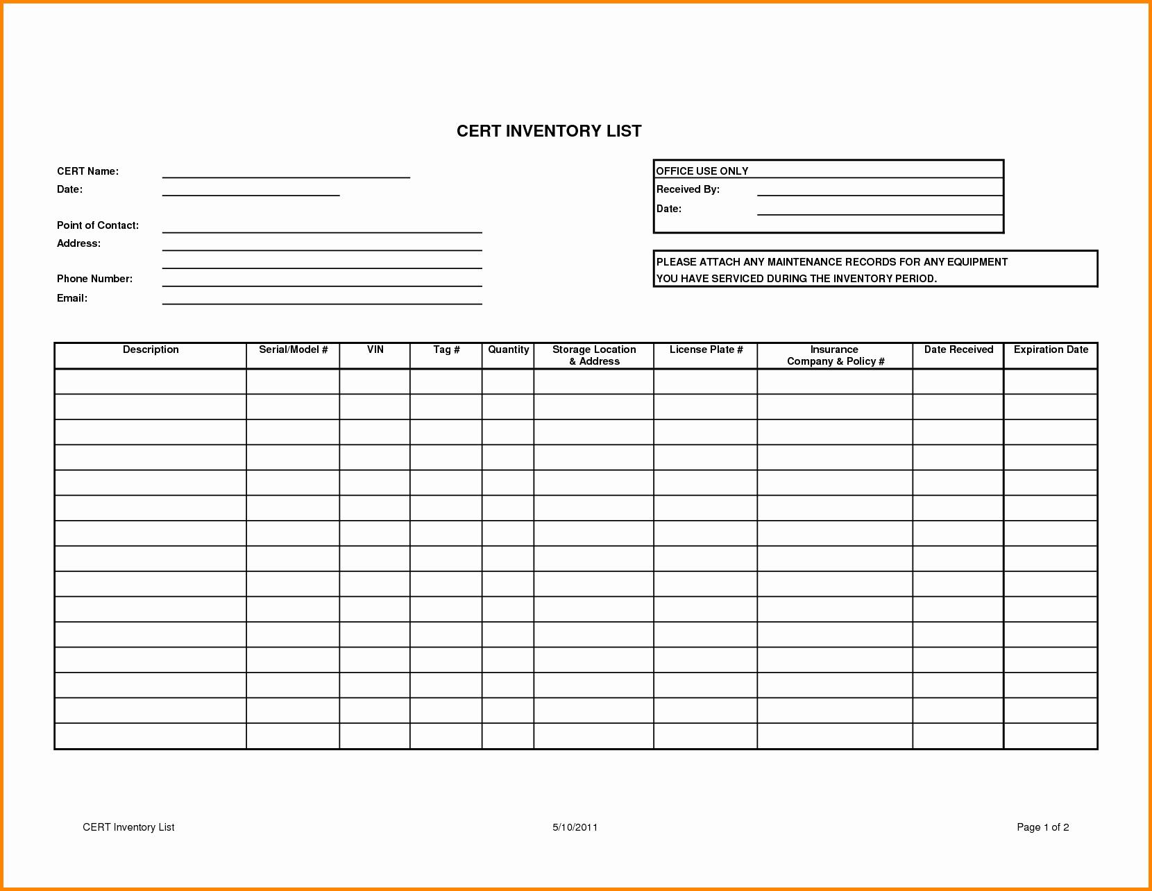Sample Office Supply Inventory List Beautiful Sample Inventory List Bamboodownunder