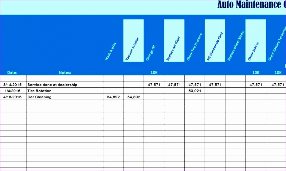Sample P&l Report Inspirational 6 Free Excel Inventory Templates Exceltemplates