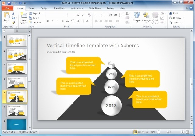 Sample Ppt for Project Presentation Luxury Creative Templates for Gantt Charts & Project Planning In