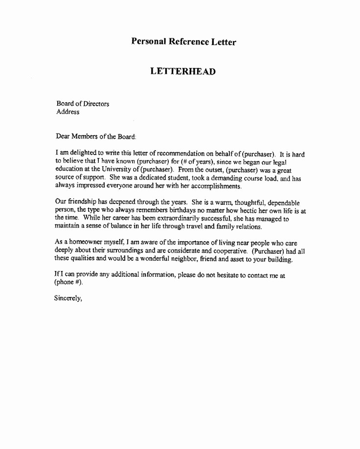 Sample Professional Letter Of Recommendation Fresh Professional Re Mendation Letter This is An Example Of