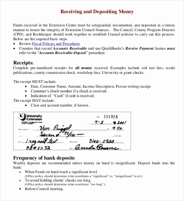 Sample Receipt Of Money Received Inspirational 30 Money Receipt Templates Doc Pdf