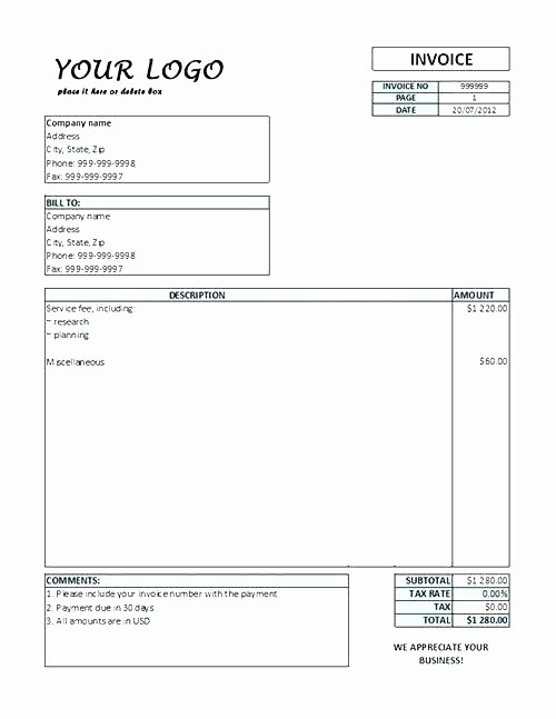 Sample Receipts for Services Rendered New Template Receipt for Services Receipt Template Services