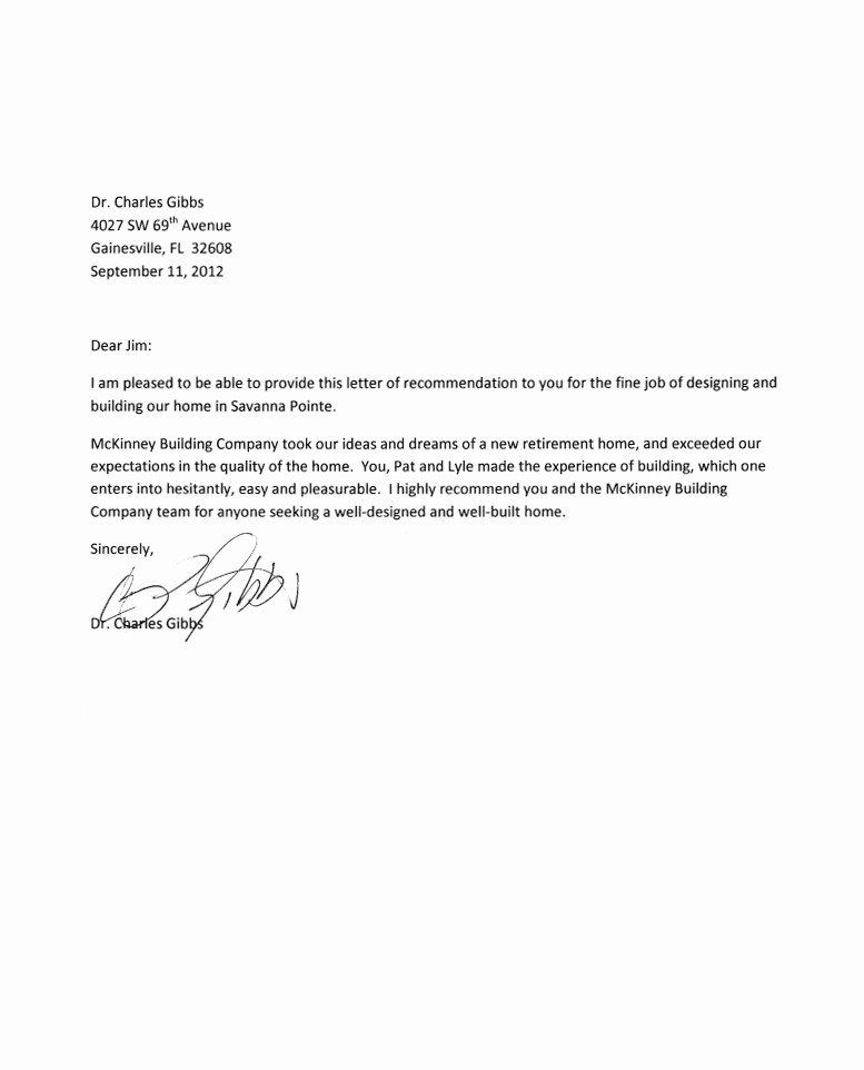 Sample Recommendation Letter for Employment New Re Mendation Letter for Job