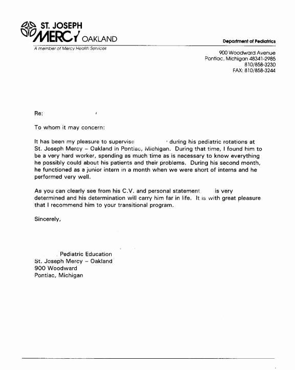 Sample Recommendation Letter for Employment Unique Sample Reference Letter format 2016 Samplebusinessresume