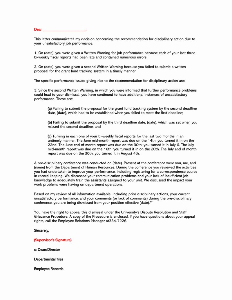 Sample Reference Letter for Employee New Re Mendation Letter for Employment 30 Sample Letters