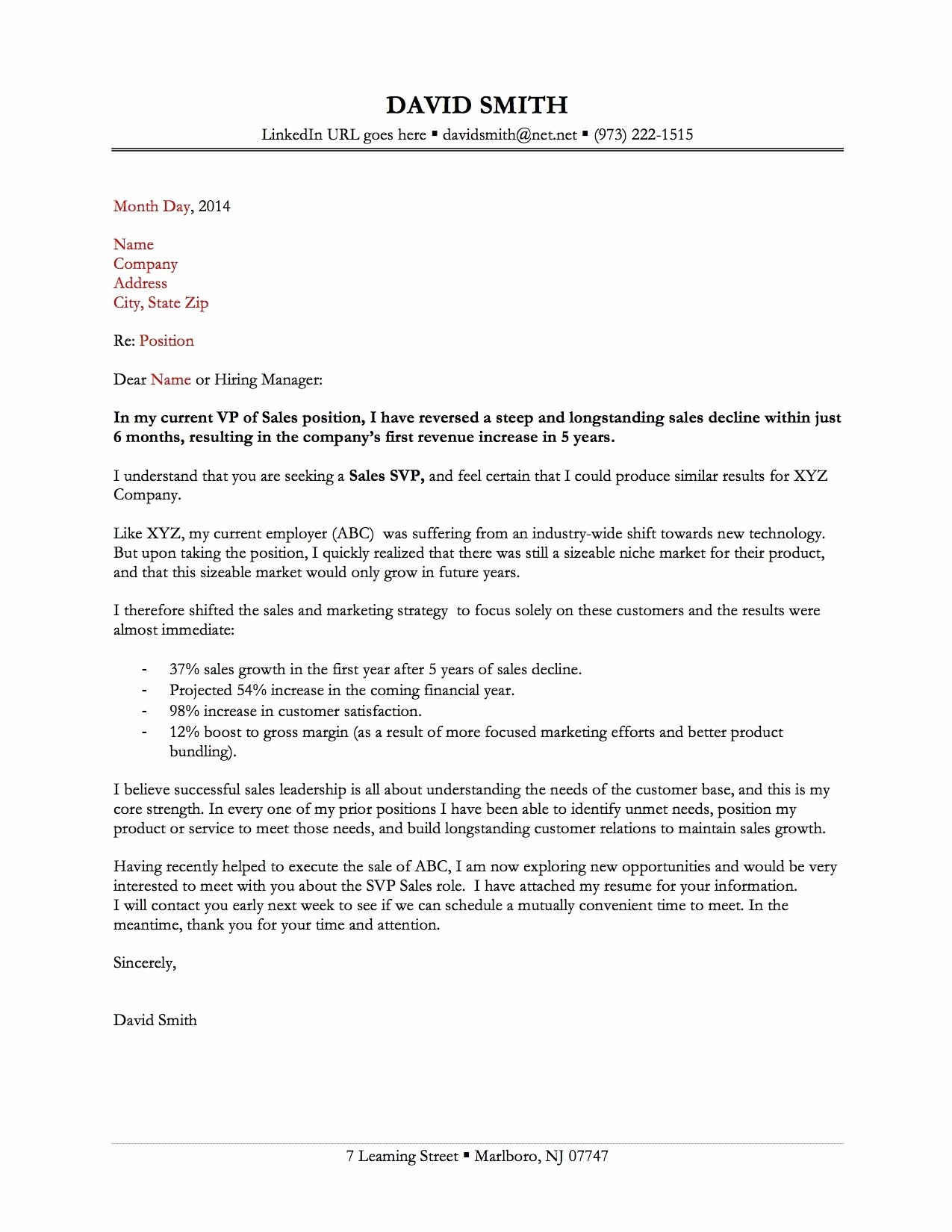 Sample Resume and Cover Letter Awesome Great Cover Letter Examples