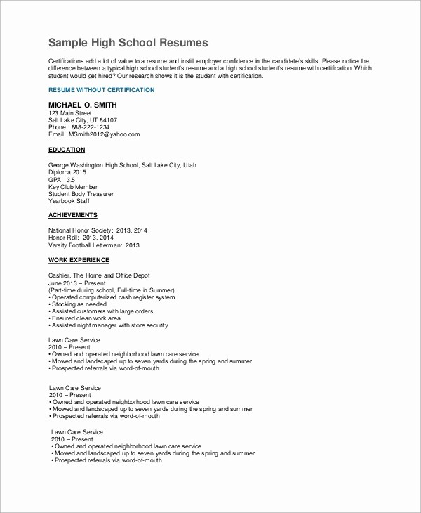 Sample Resume for College Graduate Best Of Chemistry Central Journal