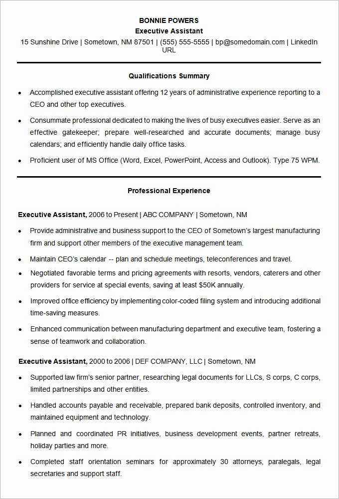 Sample Resume In Word format Beautiful Microsoft Word Resume Template 49 Free Samples