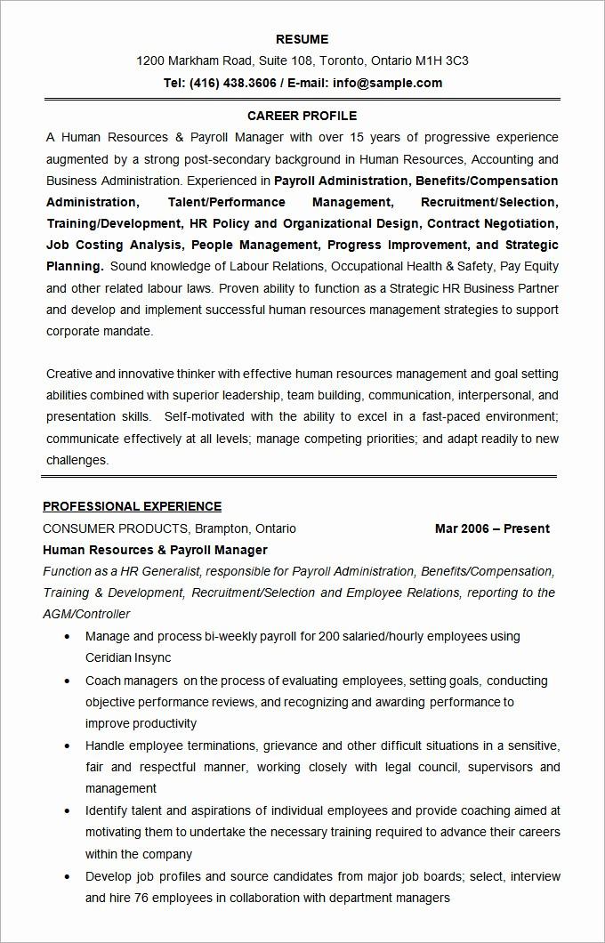 Sample Resume In Word format Beautiful Microsoft Word Resume Template – 99 Free Samples