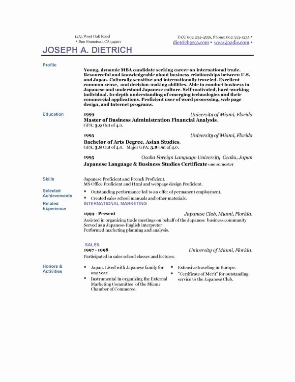 Sample Resume Templates Free Download Beautiful Teacher Resume Templates