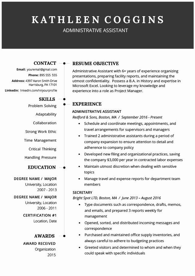 Sample Resume Templates Free Download Luxury 40 Modern Resume Templates Free to Download